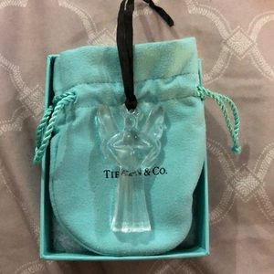 Authentic Tiffany & Co Angel 😇 Ornament